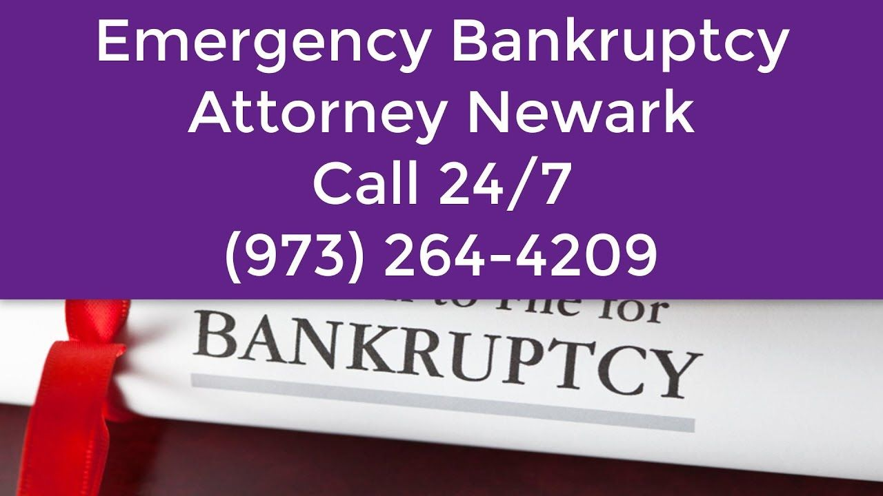 Emergency bankruptcy filing to stop wage garnishment