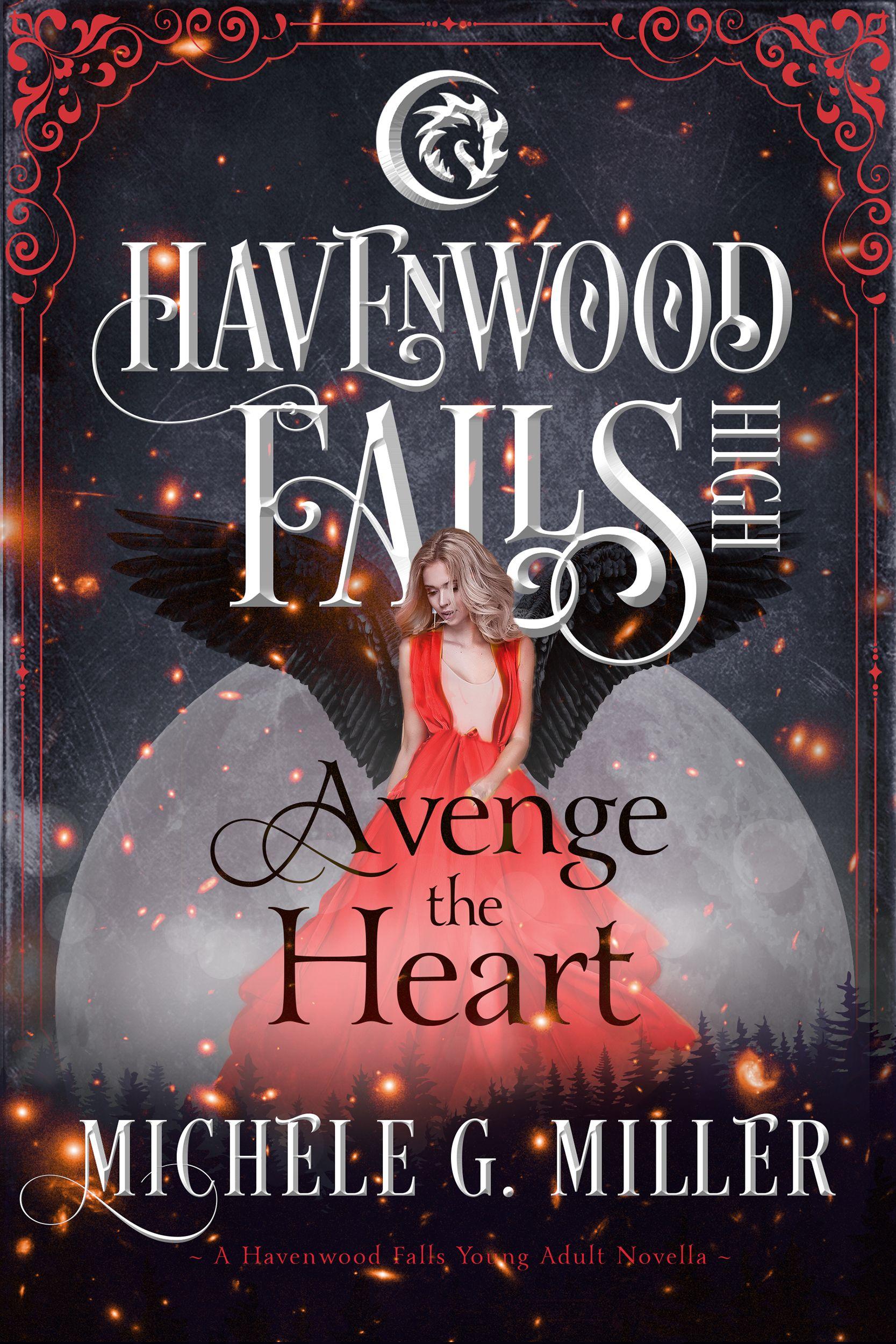 Avenge the heart cover reveal michelegmiller