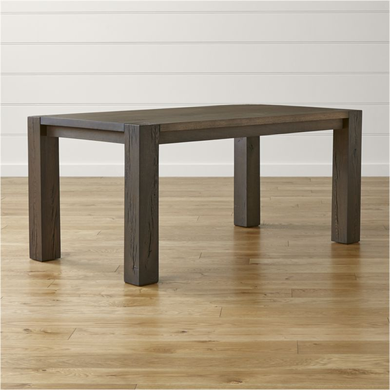 "Big Sur Charcoal 65"" Dining Table 