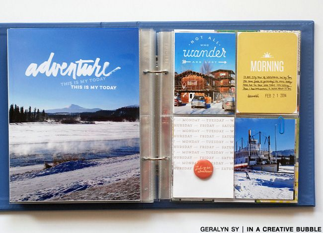In a Creative Bubble: Northern Lights Travel Mini // Part III