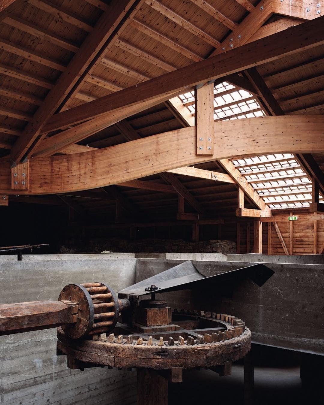 Sverre Fehn, Hedmark County Museum