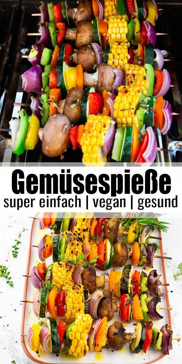 Photo of vegetable skewers