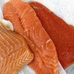 Salmon is great source of the omega-3 fatty acids DHA and EPA – both of which are essential for brain growth and function.