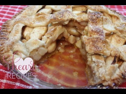 Desserts by Rosie How to make a homemade Apple Pie I