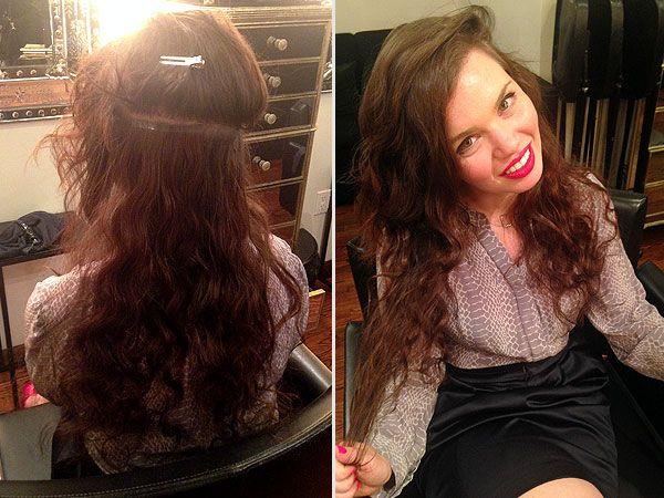 Loni Venti Platinum Seamless Hair Extensions