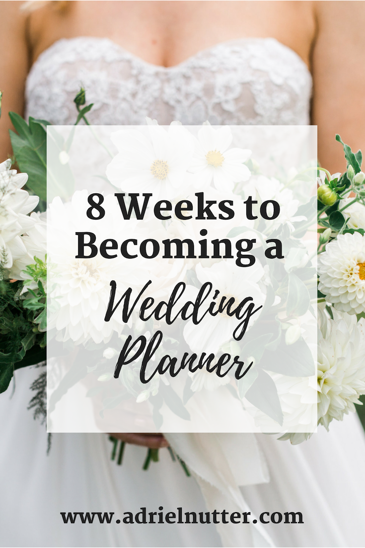 how to start your own wedding planning business