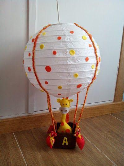 Tutorial lampara globo averquelio pinterest globo for Lamparas ikea ninos