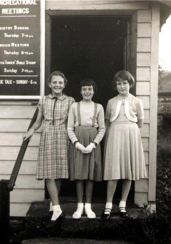Strood Kingdom Hall Kent. late 1950's