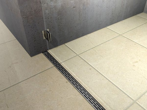 Fixtures & Fittings: Linear Strip Shower Drain | Shower Drain