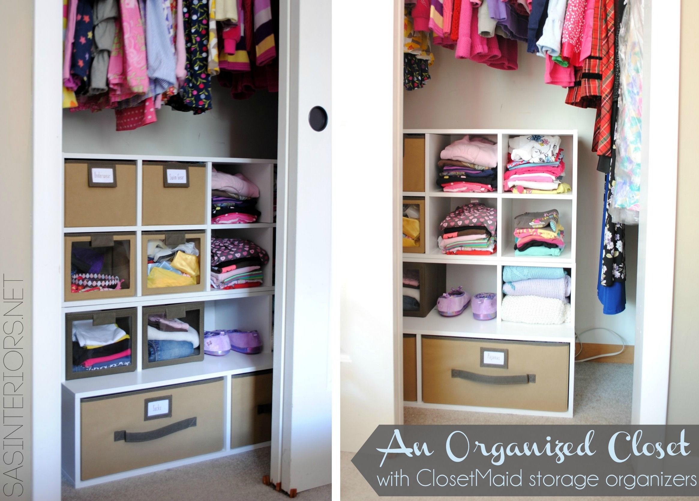 Need inexpensive closet storage solution? Check out the new organizer line by ClosetMaid exclusively at & Need inexpensive closet storage solution? Check out the new ...
