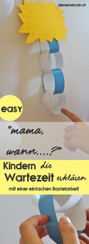 mama wann so ist zeit leicht zu vermitteln organisation kinder kinder lernen und. Black Bedroom Furniture Sets. Home Design Ideas