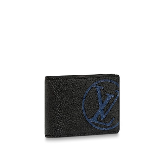 d897ee3e70bb View 1 - Multiple Wallet Taurillon Leather Initials in Men s Small Leather  Goods collections by Louis Vuitton
