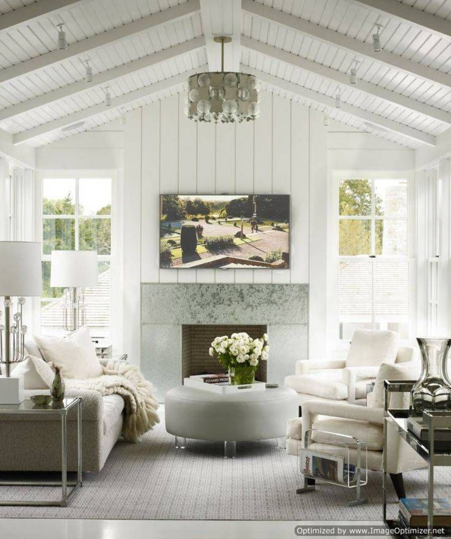 Fresh Cottage Style Living Rooms - Living Room Inspiration #76 ...