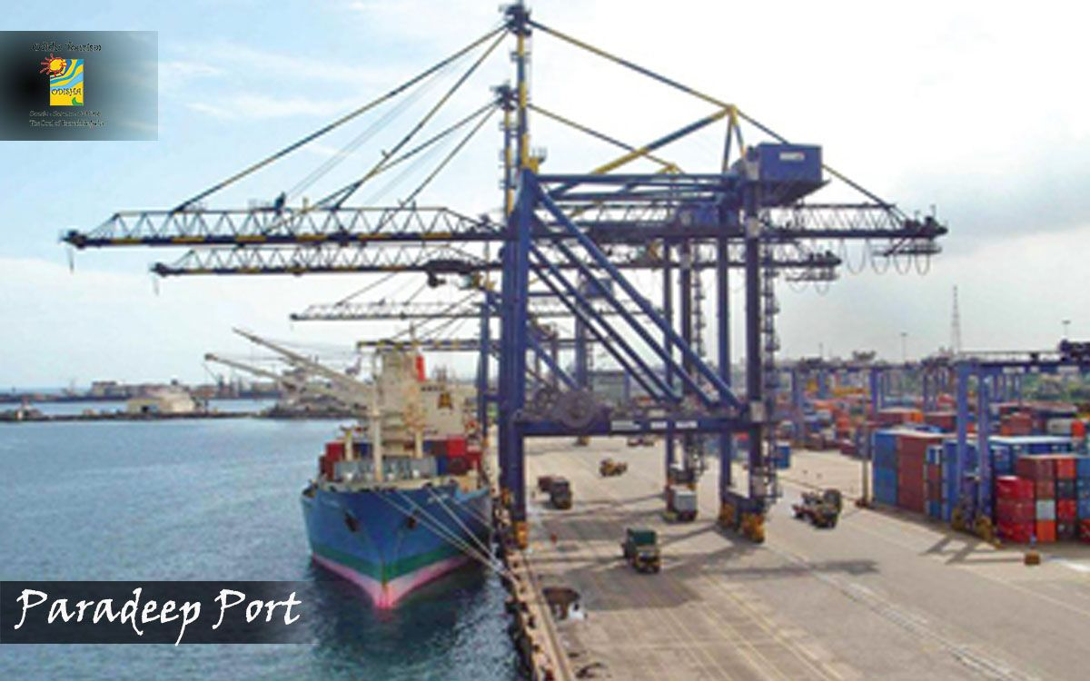 which is the largest port in india
