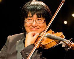 Marat Bisengaliev, a violonist