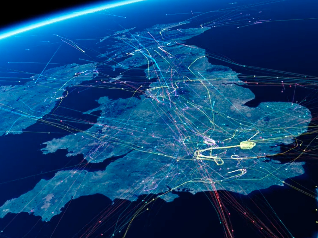 Today is the busiest day ever in Britain's skies — here's