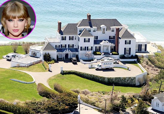 Celebrity Real Estate | Taylor swift house, Mansions ...