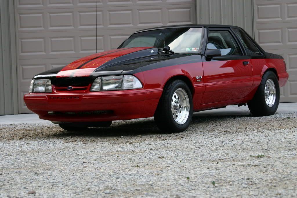 Fox Body Mustang On Pinterest