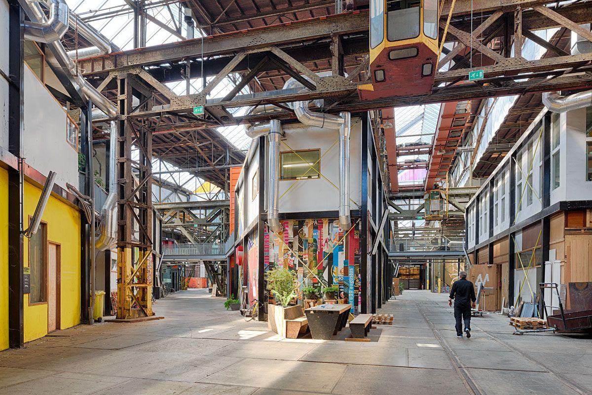 Ronald Tilleman 2013 Amsterdam Amsterdam Architecture Adaptive Reuse Amsterdam