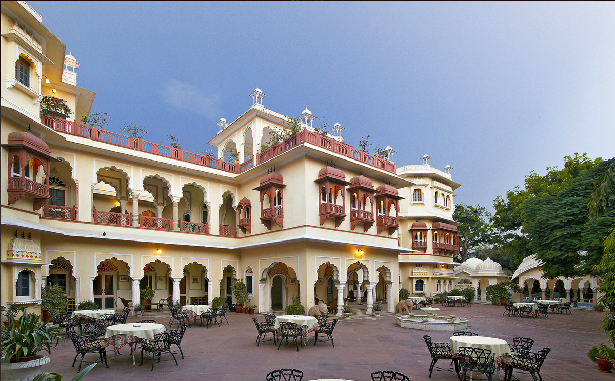 Favourite 5 Jaipur Luxury Heritage Hotels On A Budget
