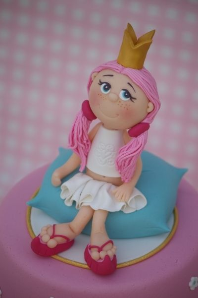 Little Princess By Madamegateau on CakeCentral.com