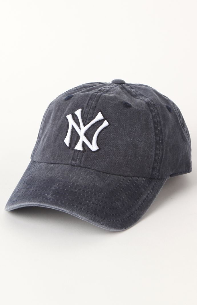 quality design 1dd9b 1b112 American Needle New York Yankees Baseball Hat pacsun