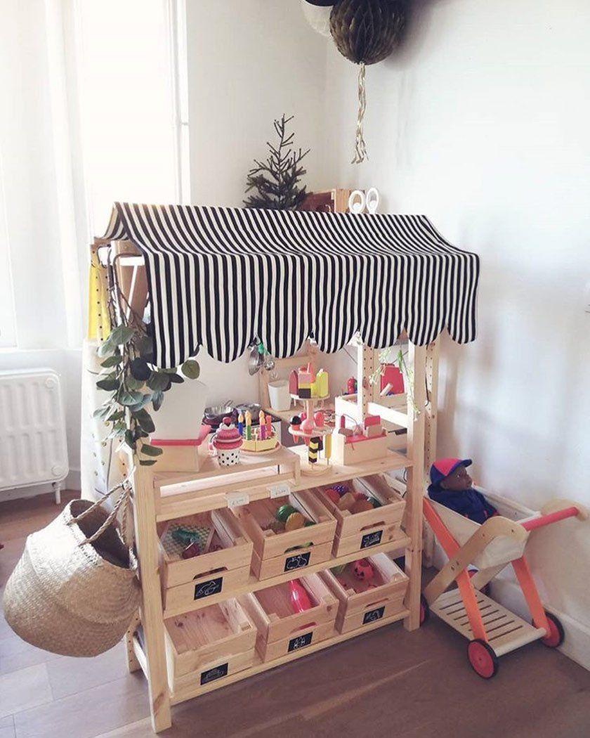 IKEA KNAGGLIG: Die 5 besten Hack-Ideen für Kinder #kinderzimmermädchen