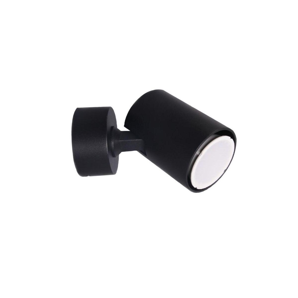 Reflektorek Snow Czarny Gu10 Light Prestige Serie Reflektorkow W Atrakcyjnej Cenie W Sklepach Leroy Merlin Ceiling Lights Track Lighting Light