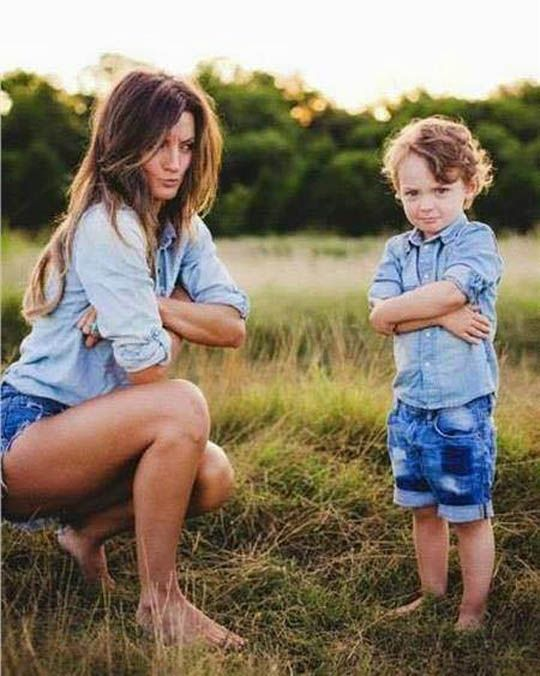 Mom Like Son