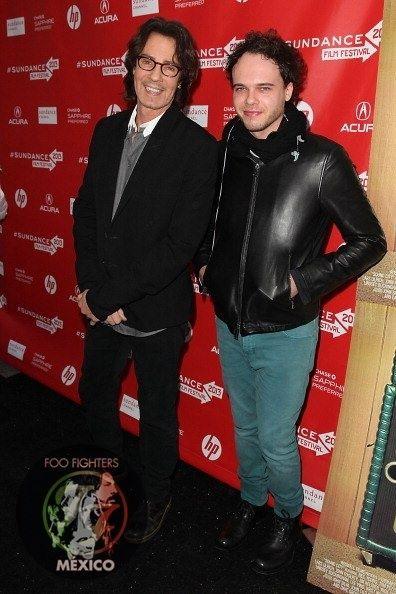 Rick Springfield & Liam Springthorpe(his son!!!) | Stars ...