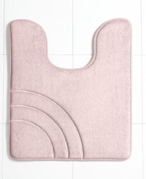 Closeout Sunham Inspire Memory Foam 21 X 24 Contour Bath Rug