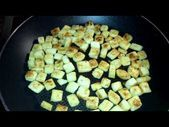 Photo of Croutons Preparation Croutons Produce Groutons Himself …-C…