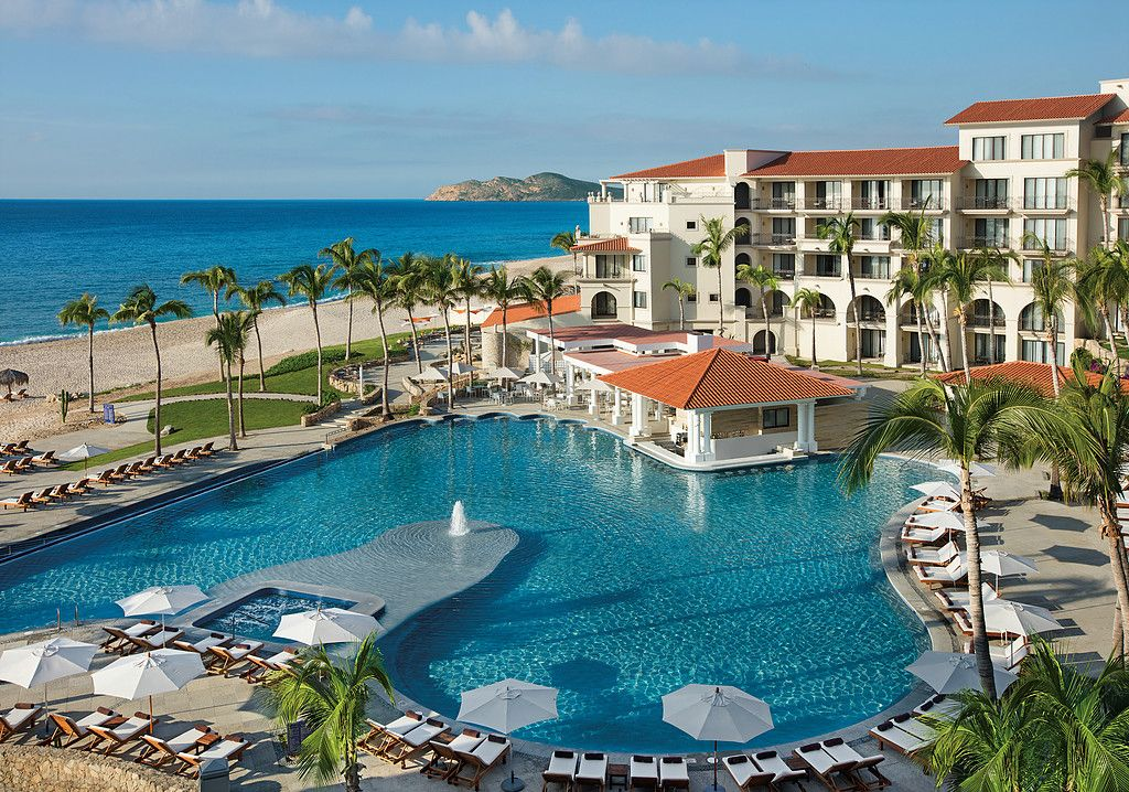 Allinclusive family resort in Los Cabos Mexico Dreams