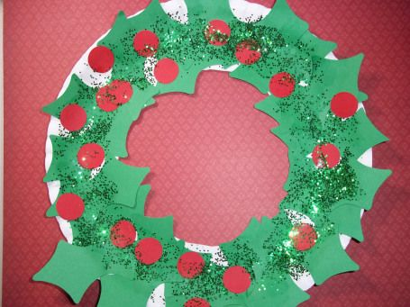 Chipper Recycled Crafts for Kids Paper Plate Christmas Decorations! & Chipper Recycled Crafts for Kids: Paper Plate Christmas Decorations ...