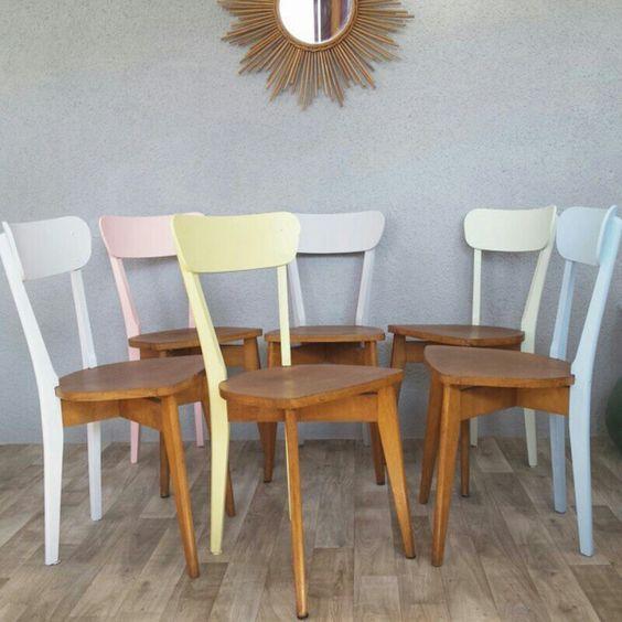 Nuovo look per queste sedie ecco 20 esempi video for Sedie nuovo design