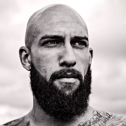 17 Best Beard Styles For Bald Men 2020 Guide Bald With Beard Bald Men With Beards Best Beard Styles