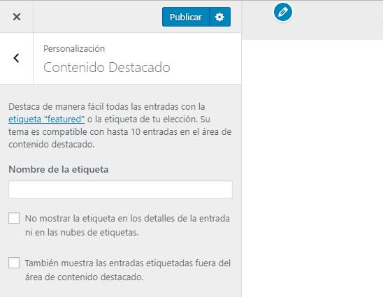 Cómo crear un Slider con Contenido Destacado en la Home de WordPress ...