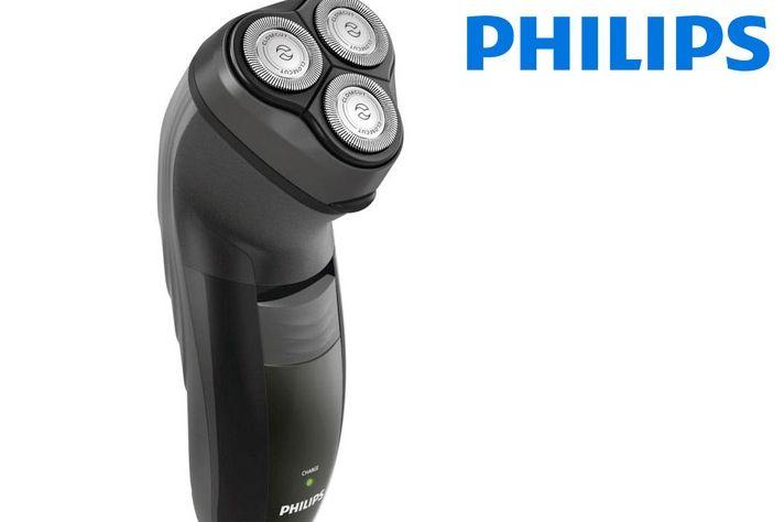 NUEVO PRECIO. ¡AHORA SOLO 33€!  Afeitadora eléctrica recargable PHILIPS