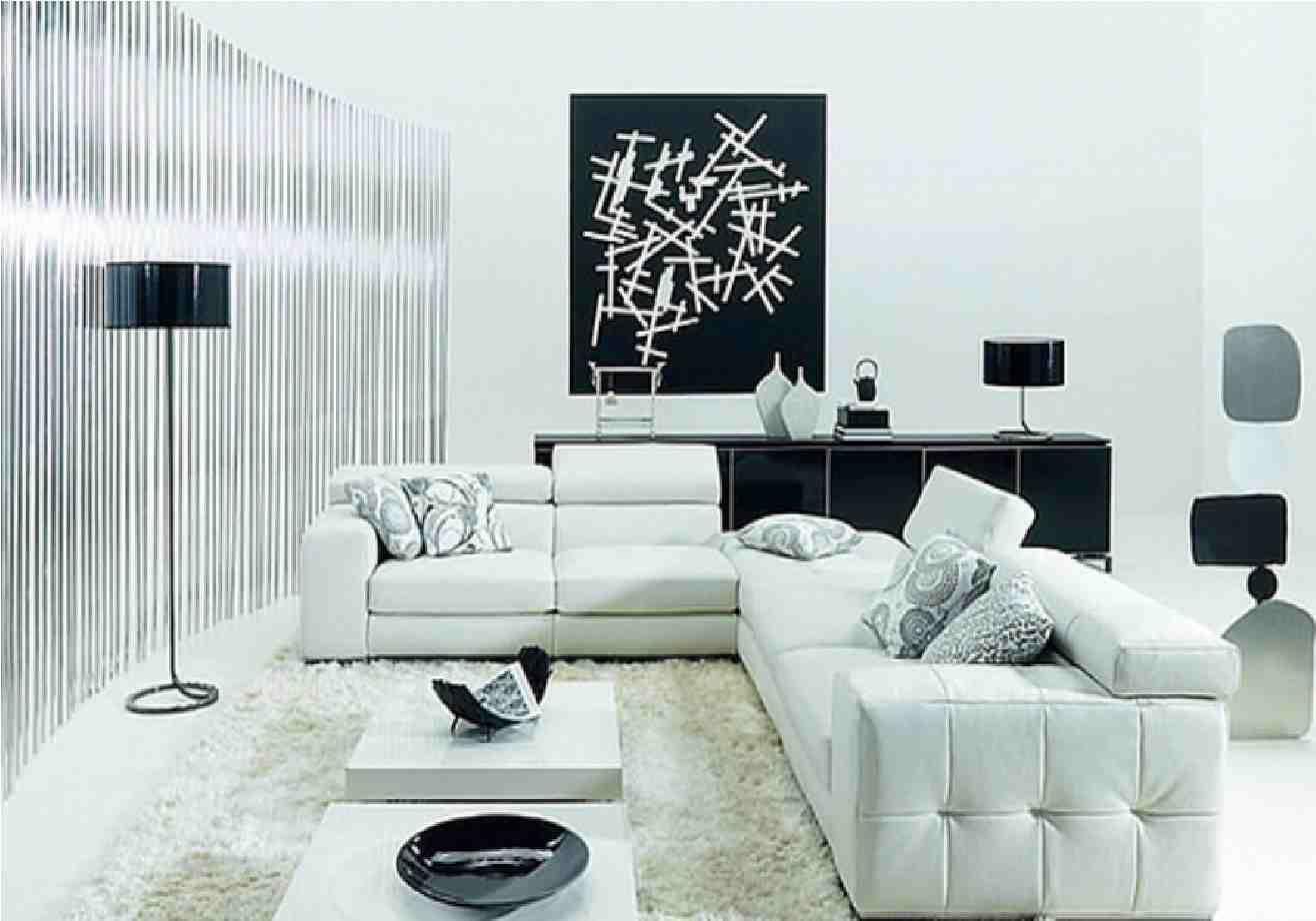 Desain Ruang Tamu Putih Modern White Living Room Living Room White White Furniture Living Room