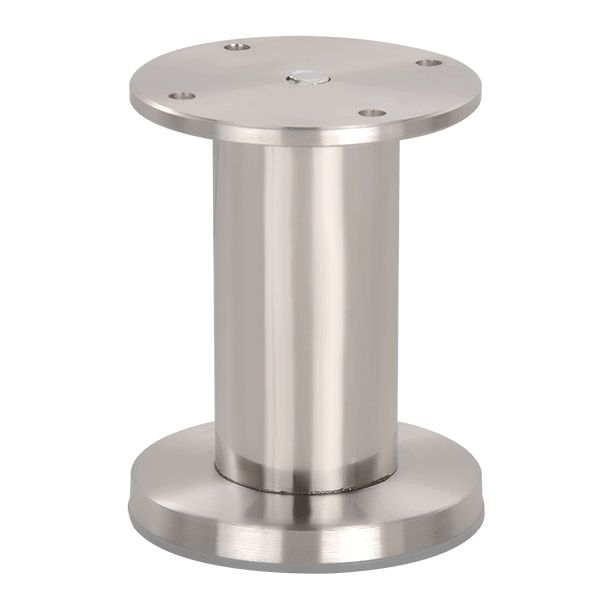 Attractive Sofa Leg Round 32 MM Stainless Steel 202 (4 Pcs.)