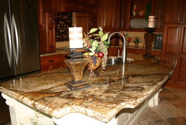 Names Of Different Granite Counter Tops Granite Kitchen Countertop Different Ideas