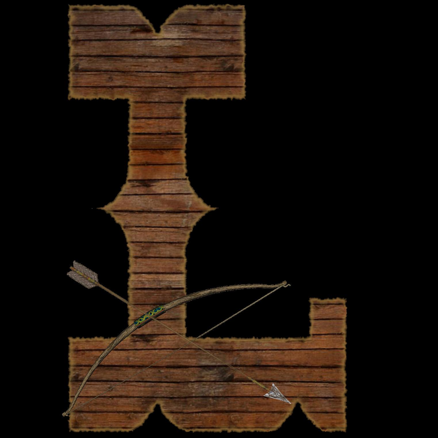 Alfabeto Western L