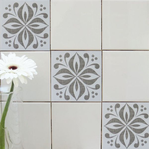 Mibo Tile Tattoos To Cover Your Ugly Tiles Great For Als Or Just A Quick Fix While You Save Reno Starting Price Is 18 6