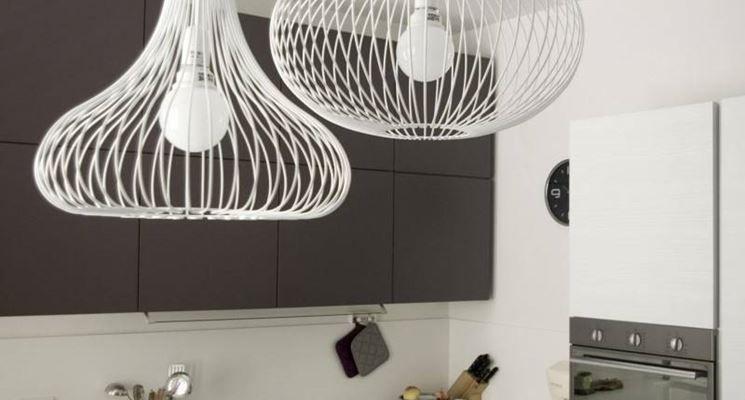 Lampadari da cucina design | arredamento | Lampadario cucina ...