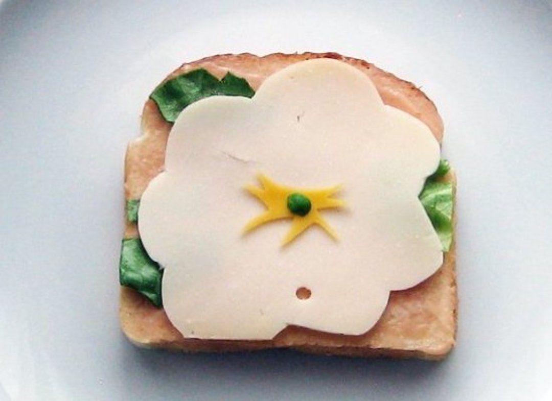 Photos Modern Art Sandwiches