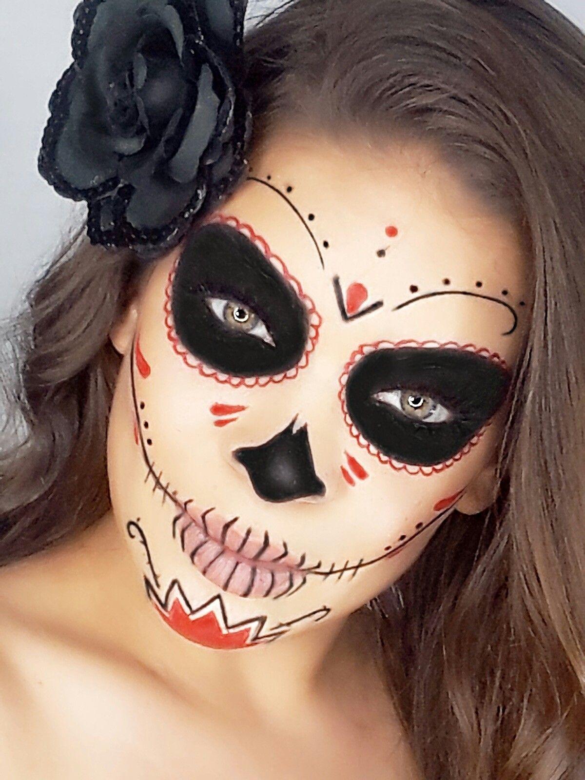 Pin On Sugar Skull