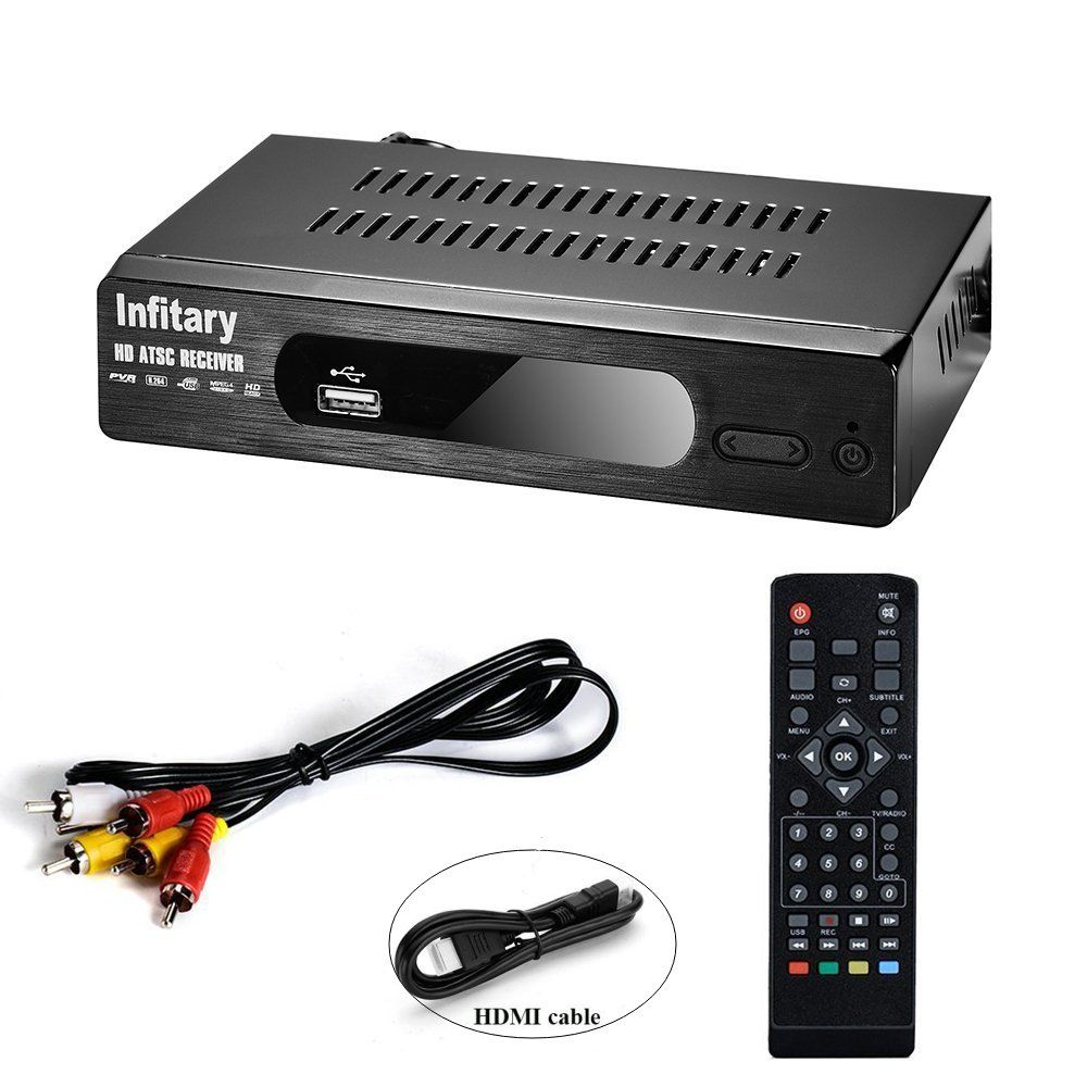 Digital Tv Antenna Converter Box On 3 Prong Electrical Wiring Guide