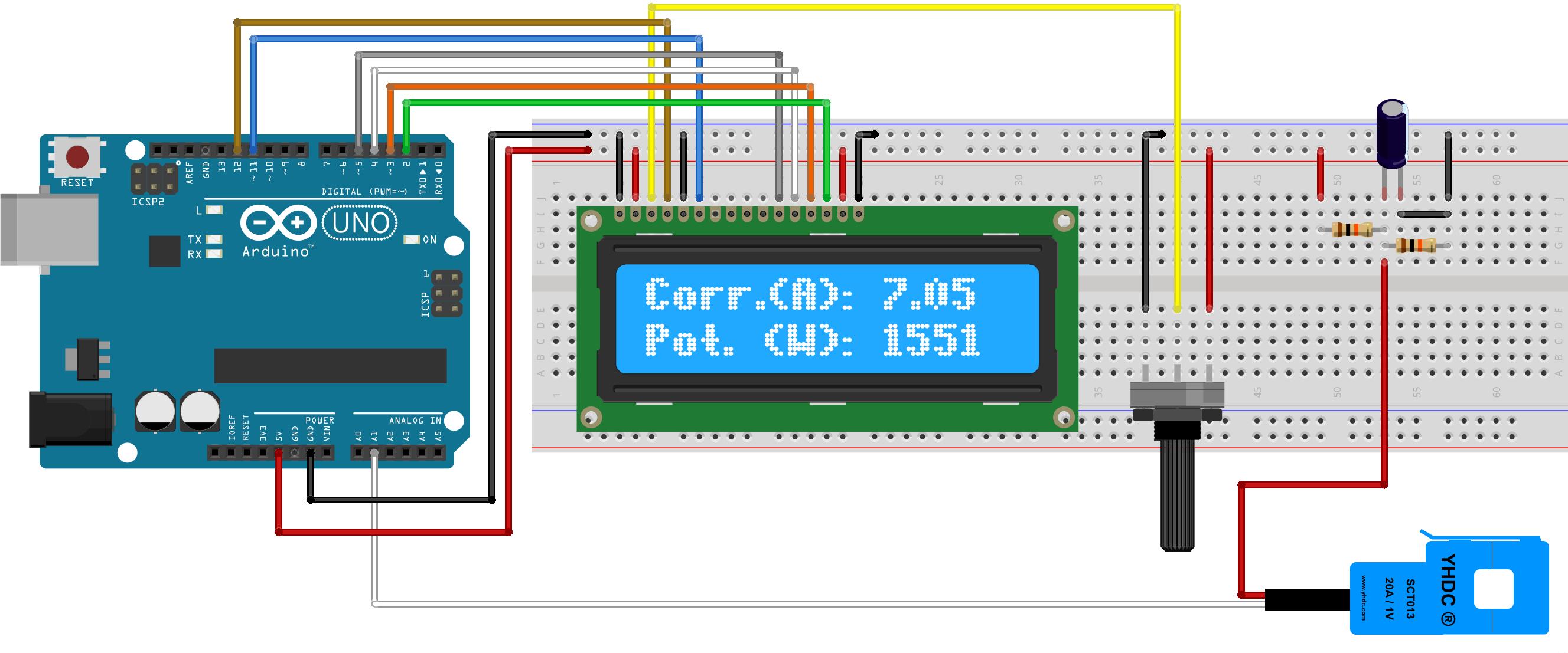 Circuito Arduino Sensor Corente Sct 013 Pinterest Circuit1 Beginners Guide Avr Programming
