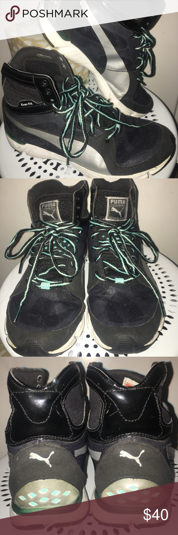PUMA Ever Fit Training Athletic Shoes