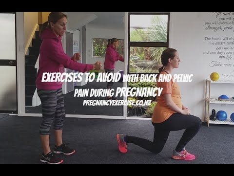 pin on pregnancy exercise